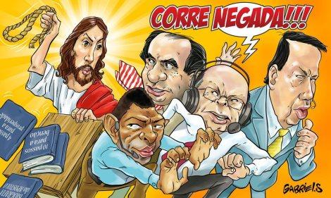 CORRE NEGADA